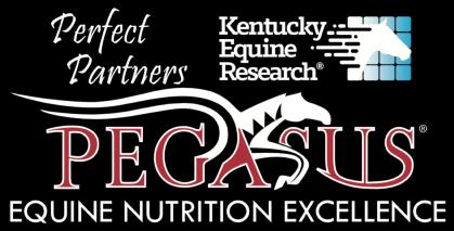 Pegasus Equine Nutrition Excellence