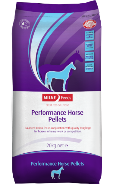 Performance Horse Pellets