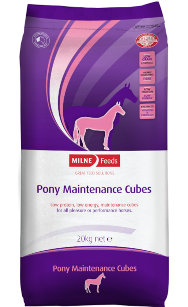 Pony Maintenance Cubes