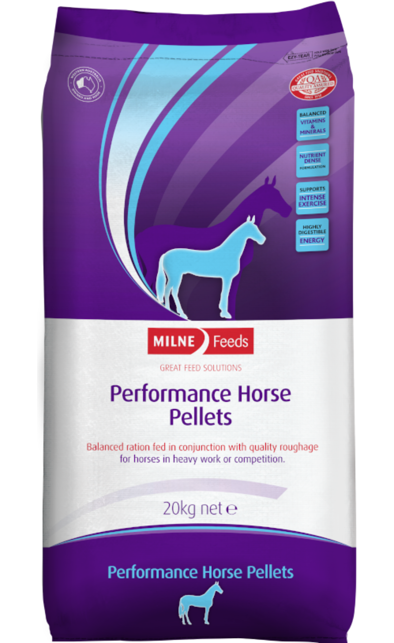 Performance Horse Pellets
